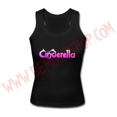 Camiseta Chica SM Cinderella
