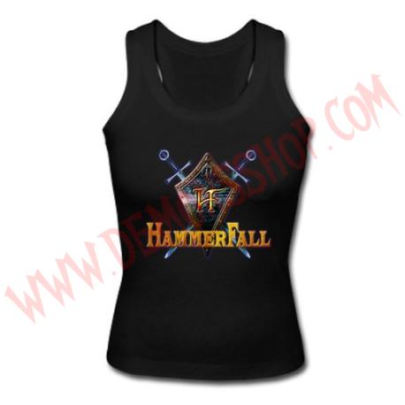 Camiseta Chica SM Hammerfall