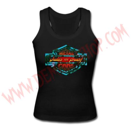 Camiseta Chica SM Judas Priest