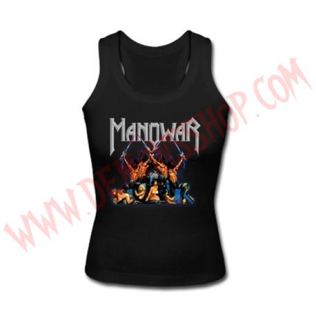 Camiseta Chica SM Manowar