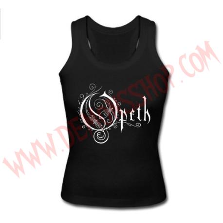 Camiseta Chica SM Opeth
