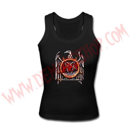 Camiseta Chica SM Slayer