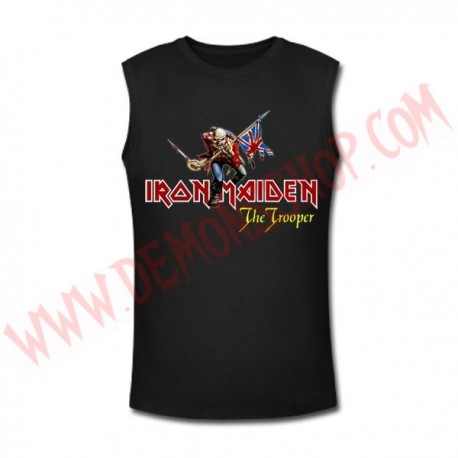 Camiseta SM Iron Maiden