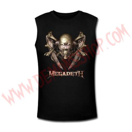 Camiseta SM Megadeth