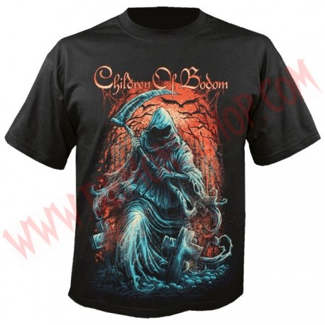 Camiseta MC Children of Bodom