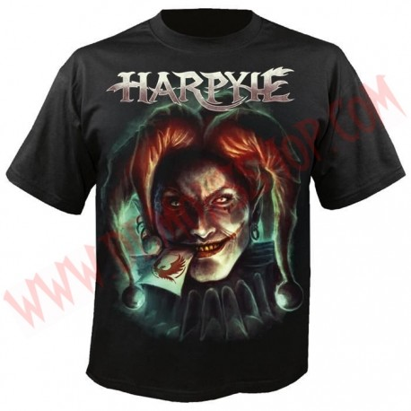 Camiseta MC Harpyie