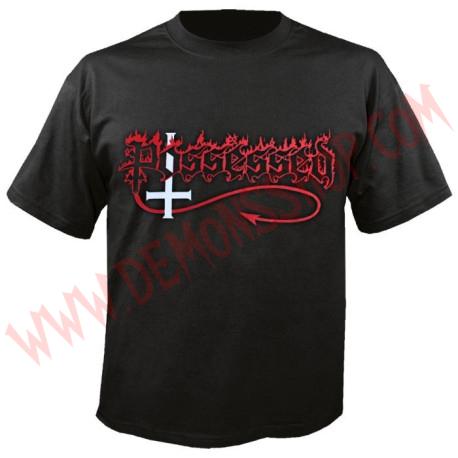 Camiseta MC Possessed