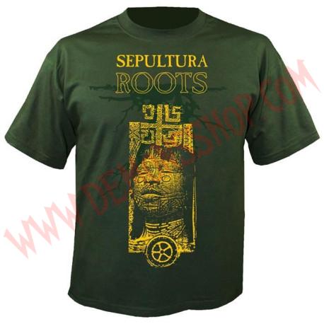 Camiseta MC Sepultura