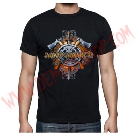 Camiseta MC Amon Amarth