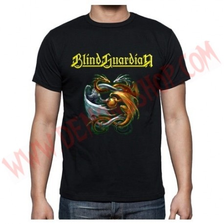Camiseta MC Blind Guardian