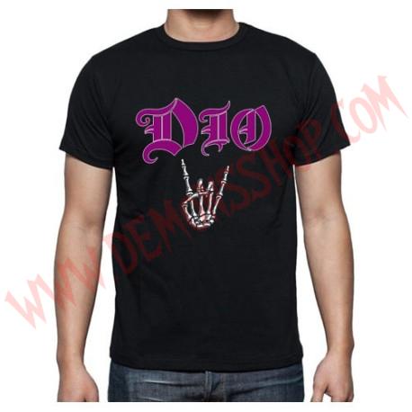 Camiseta MC Dio