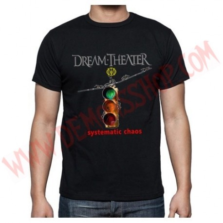 Camiseta MC Dream Theater