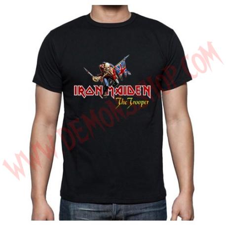 Camiseta MC Iron Maiden