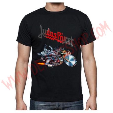 Camiseta MC Judas Priest