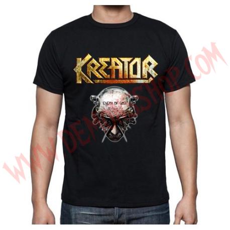 Camiseta MC Kreator