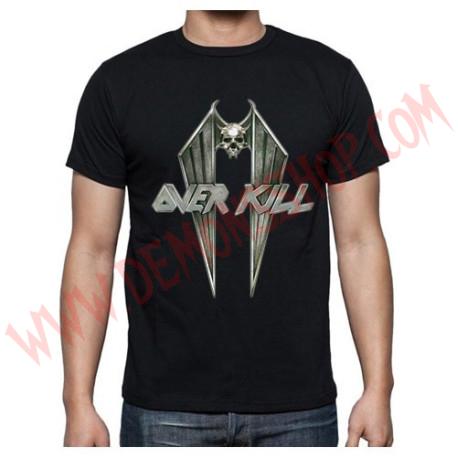 Camiseta MC Overkill