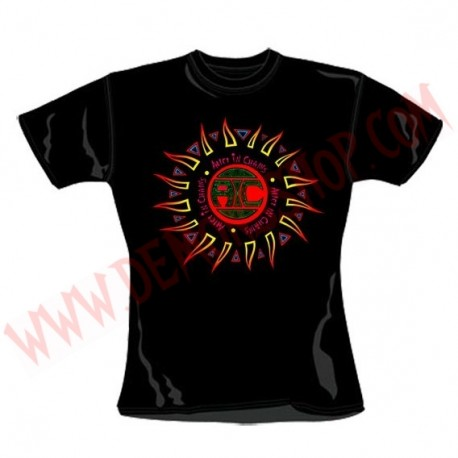 Camiseta Chica MC Alice in Chains
