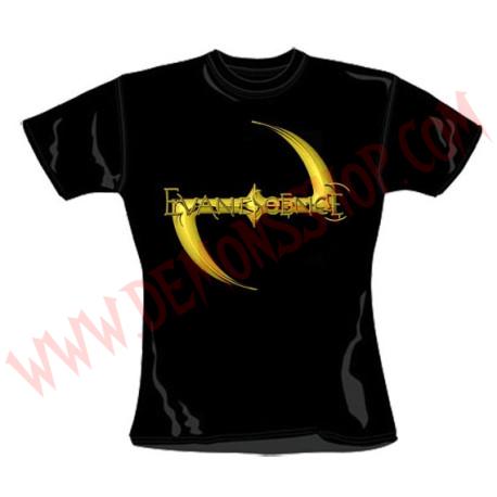 Camiseta Chica MC Evanescence