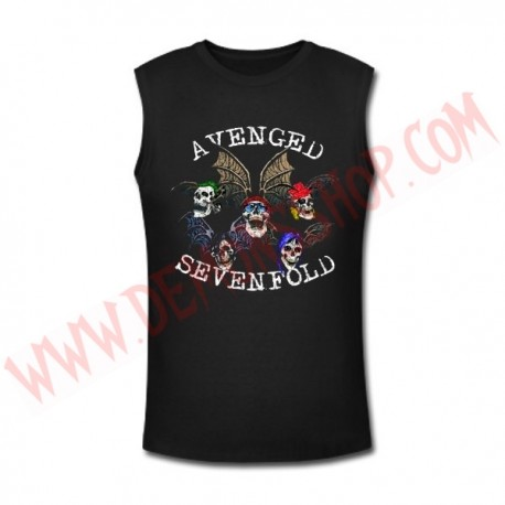 Camiseta SM Avenged Sevenfold