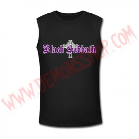 Camiseta SM Black Sabbath