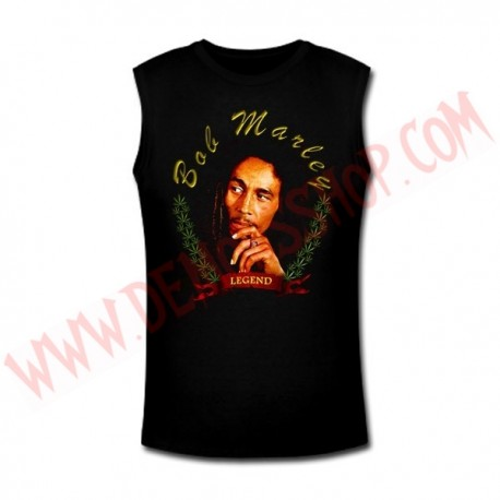 Camiseta SM Bob Marley