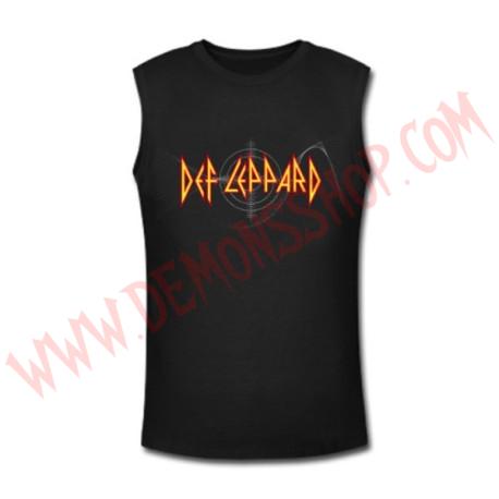 Camiseta SM Def Leppard