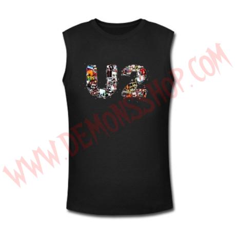 Camiseta SM U2
