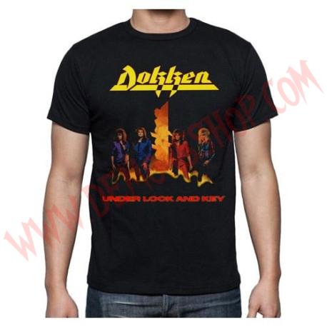 Camiseta MC Dokken