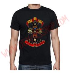 Camiseta MC Guns N Roses