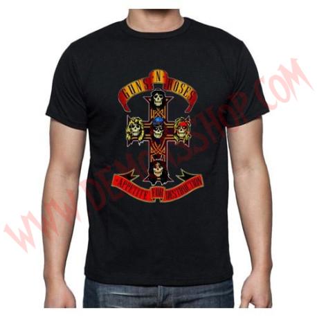 Camiseta MC Guns & Roses