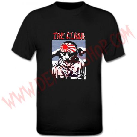 Camiseta MC The Clash