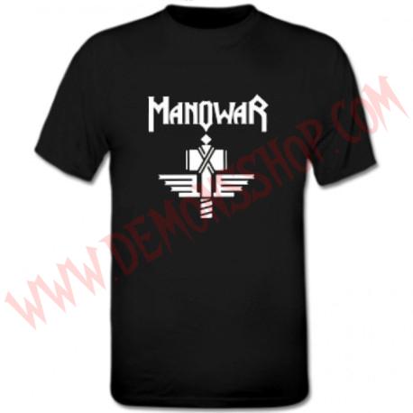 Camiseta MC Manowar