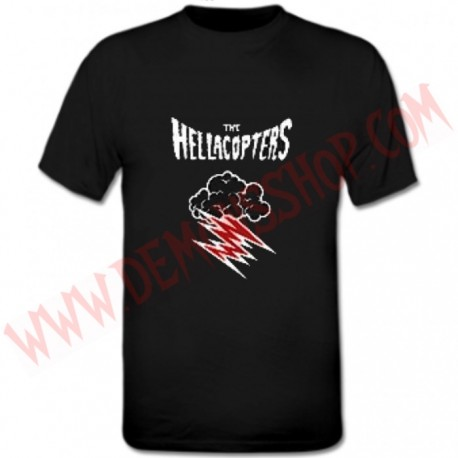 Camiseta MC Hellacopters