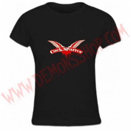 Camiseta Chica MC Cock Sparrer