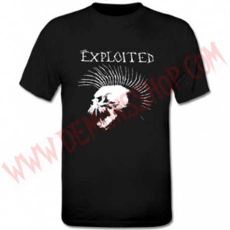 Camiseta MC Exploited