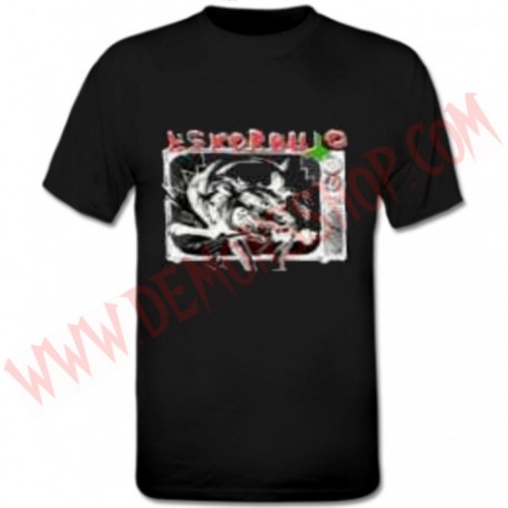 Camiseta MC Eskorbuto Negra