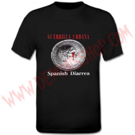 Camiseta MC Guerrilla Urbana - Spanish Diarrea