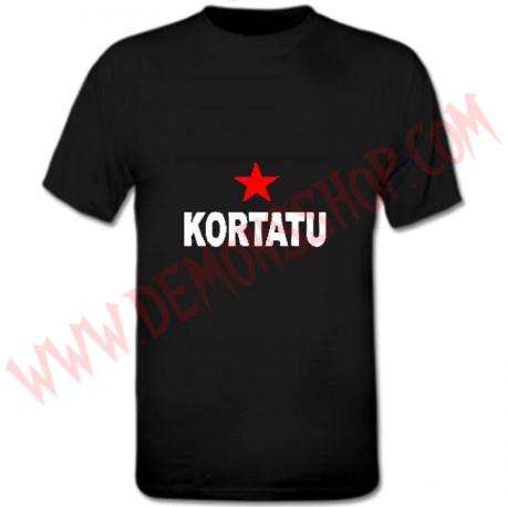 Camiseta MC Kortatu