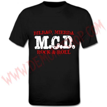Camiseta MC MCD