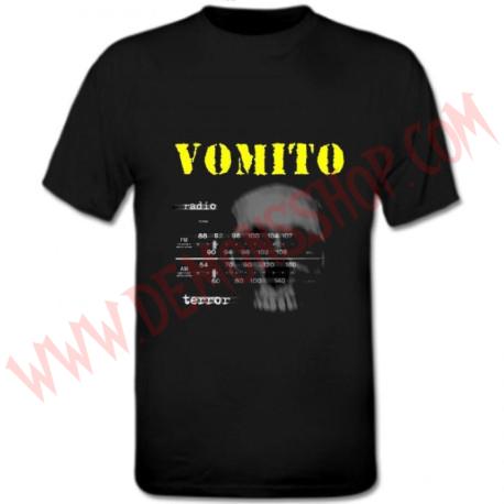 Camiseta MC Vomito