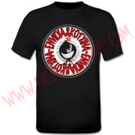 Camiseta MC Envidia Kotxina Negra