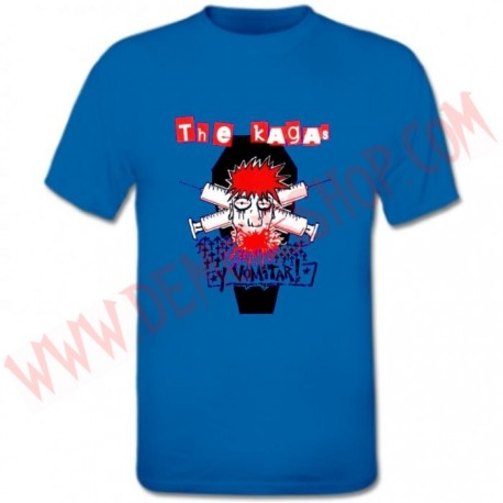 Camiseta MC The Kagas