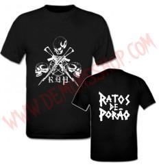 Camiseta MC Ratos de Porao