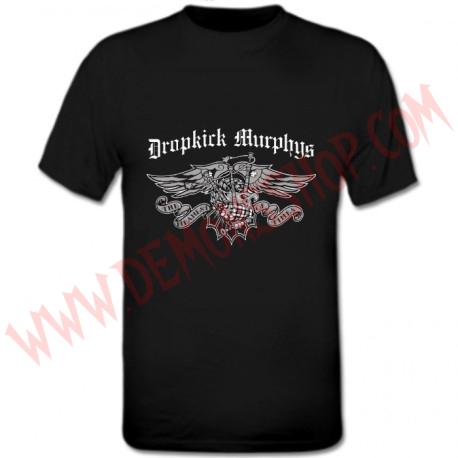Camiseta MC Dropkick Murphys