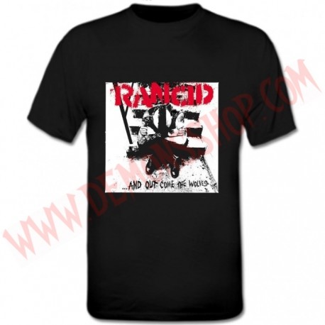Camiseta MC Rancid