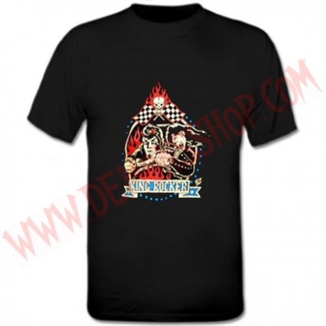 Camiseta MC Vince Ray King Rocker
