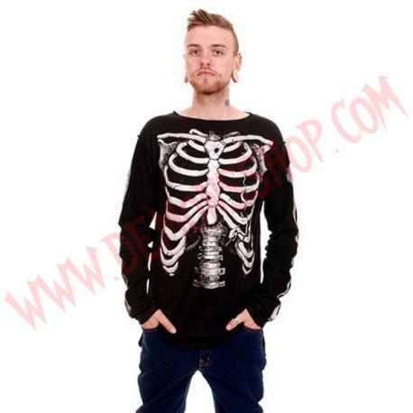 Camiseta ML Skeleton