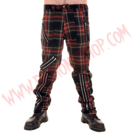 Pantalon Punk Multi de Cremalleras
