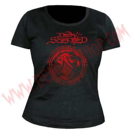 Camiseta Chica MC Dew Scented