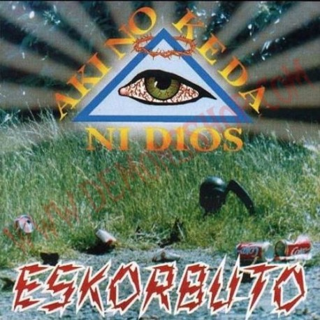CD Eskorbuto - Aki no keda ni dios